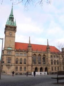 Radnice v Braunschweigu